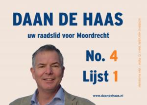 Daan de Haas No 4. VVD